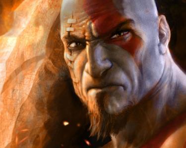 God of war Kratos2